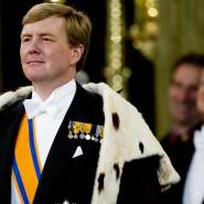 Intensives Networking und Ordensverleihung an Jan Roelofs beim Koningsdag in München