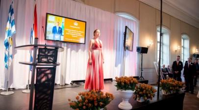 Königstag 2016: Intensive Gespräche in feierlichem Ambiente
