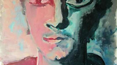 Ausstellung Marlene Kern: Männerbilder