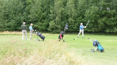 Golfturnier DNG-Judith-Cup 2018